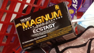 Magnum condom box featured on humor blog