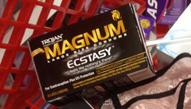 Magnum condom box featured on humor blog