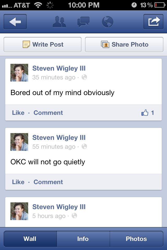 Tall Curly Biscuit, humor blogger, as Steven Wigley III, my Hollywood stage name