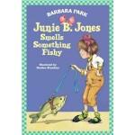 image of Junie B. Jones Smells Something Fishy