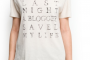 Last Night a Blogger Saved My Life shirt